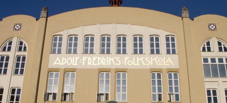 Årsmöte i Föreningen Adolf Fredriks Flickkör