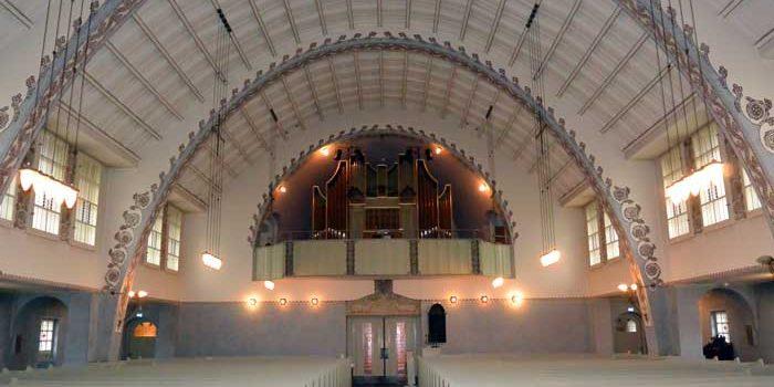 Vårkonsert i Hjorthagens kyrka 11 maj